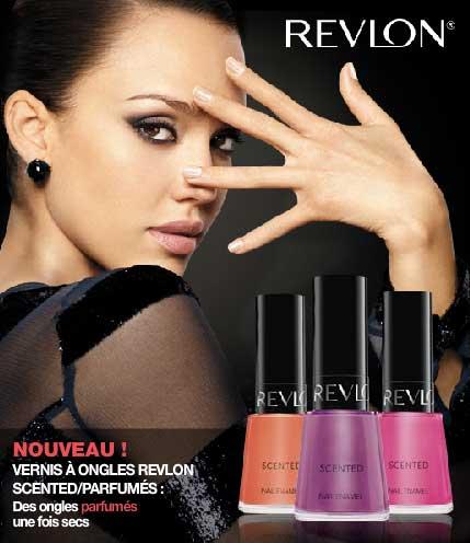 revlon-scented